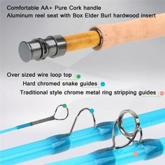 Plastic Fishing Rod Pole Hook Keeper With Rings Lure Spoon