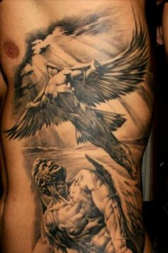 Angel tat