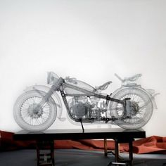 wire sculptures of Chinese artist Shi Jindian
