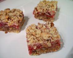 Brooke Bakes : Crabapple Jelly Cheese Bars
