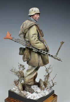 Excellent German Soldier