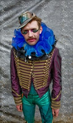 Headless Man, Creative Area, Something Wicked, Big Men, Baroque, Carnival, Costumes, Inspired, Costume