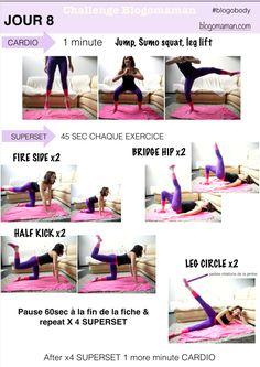 http://www.filleafitness.com/2015/01/30/programme-fitness-challenge-jour-8/ Programme fitness challenge Jour 8 - Fille à fitness Programme fitness Maison