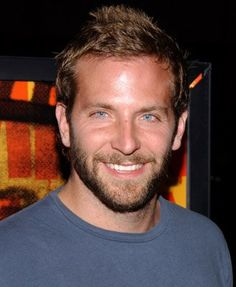 Oh my word! Those blue eyes of Bradly Cooper!