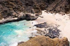 Weekend Inspiration #247, Summer Living, Beach Living, Summer Escape, Dream Beach, Hawaii / Garance Doré