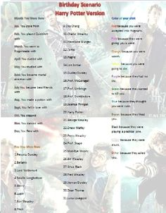 I became mortal enemies with Bellatrix because she was drunk. I think we would be enemies even if she wasn't drunk!