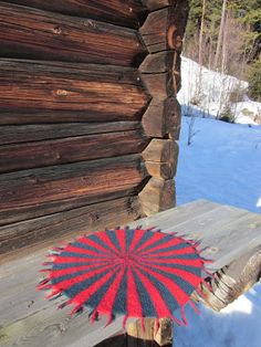 Bundingen: Sitteunderlag Free Pattern, Texture, Knitting, Crochet, Wood, Crafts, Inspiration, Crochet Hooks, Madeira