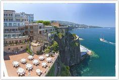 Hotel Corallo Sorrento - Hotel a picco sul mare in Penisola Sorrentina