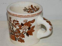 Vintage Nasco Indian Tree Cup Coffee Mug Collectible Kitchenware Glassware | eBay