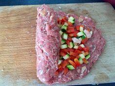Faszerowane rolady z warzywami na szybki obiad