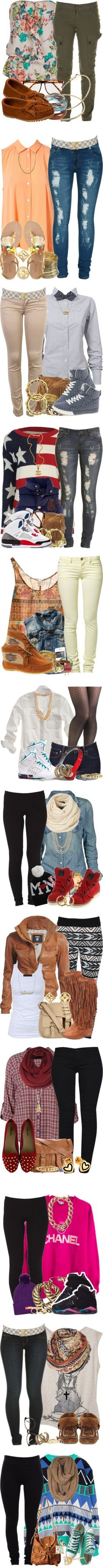 """""""Swag Outfits !"""" by nikki-liburd ❤ liked on Polyvore"""