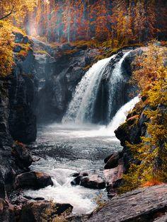 ✯ Rjukandefossen, Hemsedal, Norway