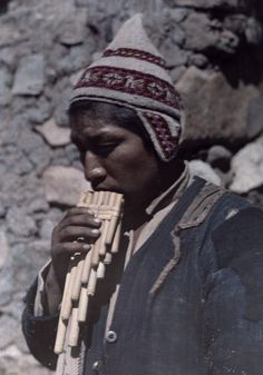 Peru, Music makes the heart happy.