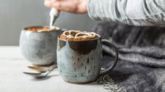 This warm, Cinnamon Roll Mug Cake is so simple, sweet and satisfying you'll wonder why you never tried it before.