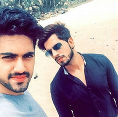 At beach zain Tv Actors, Actors & Actresses, Indian Drama, Zain Imam, Awesome Beards, Boys Dpz, Bollywood Celebrities, Best Couple, Beard Styles