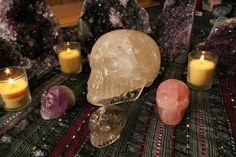 Full Moon Meditatikn Crystal Resin, Resins, Full Moon, Tea Lights, Rocks, Candles, Crystals, Harvest Moon, Tea Light Candles