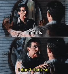I know this feeling... #EvilDead