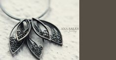 RAMI collection Sterling Silver Filigree by AnaSalesJewelry