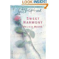 Sweet Harmony by Felicia Mason Inspirational Romance