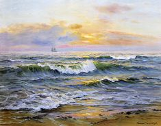 A New Day by Charles Vickery