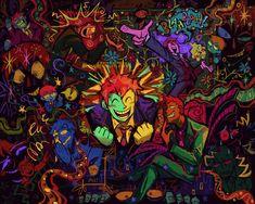 Mob Psycho 100 Anime, Esoteric Art, Transformers Art, Art Model, Pretty Art, Aesthetic Anime, Cool Art, Anime Art, Character Design