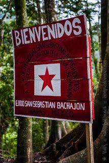 Comunicado de Bachajón desde Palenque con los padres de los desaparecid@s de Ayotzinapa