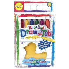 Bath Crayons Set - Bath Toys| Bath Crayons Set - Bath Toys