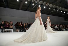 We walked the runway at NEWLIFE EXPO Here are some backstage pictures of our team and our models, taken by Olsi Mane. Backstage, Runway, Bridal, Wedding Dresses, Model, Design, Fashion, Cat Walk, Bride Dresses