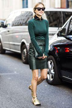 Pernille Street Style