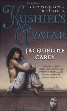 """Check out my book review of """"Kushiel's Avatar"""" by Jacqueline Carey"""