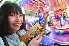 isnt it a diamond?  #lotte #almondchocolate #almond #chocolate #japankuru #japan #100tokyo #tokyo #cooljapan #shinjuku