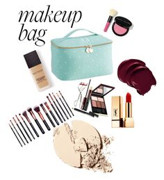 """Beauty"" by pollyanna29 ❤ liked on Polyvore featuring beauty, M.O.T.D Cosmetics, PBteen, Kevyn Aucoin, Laura Mercier, Bobbi Brown Cosmetics and Yves Saint Laurent"