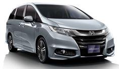 Honda All New Odyssey