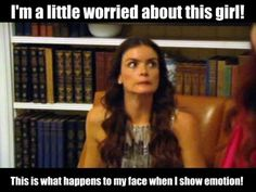 """Bachelor Ben - Evil Courtney  """"This is what my face looks like when I show emotion"""""""