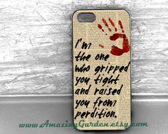iPhone 5s/5c CaseSUPERNATURALGripped you tight by AmazingGarden, $9.99 I sooooooooo want!!!!!!!!!!!!!!!
