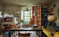 Фотограф Oberto Гили в Мечтательной Ферма в северо-западной Италии Фотографии | Architectural Digest