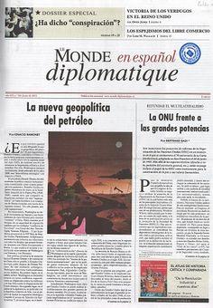 LE MONDE DIPLOMATIQUE  en español   nº 236 (Xuño 2015)