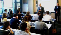 ADE inaugura una nueva edición del Máster Internacional en Promoción del Comercio Exterior http://www.revcyl.com/www/index.php/economia/item/1990-ade-inaugura-una-nueva-edici%C3%B3n-del-m%C3%A1ster-internacional-en-promoci%C3%B3n-del-comercio-exterior