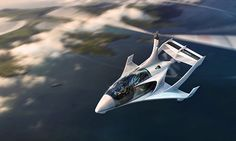 4 seater Gyrocopter Concept on Behance