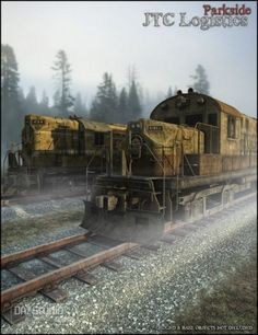 A 3D Train Model Can Tell The Great Train Story Any Way You Like The Journey Is Yours