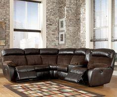 Microfiber Recliner Sectional Sectional Sofa Recliner