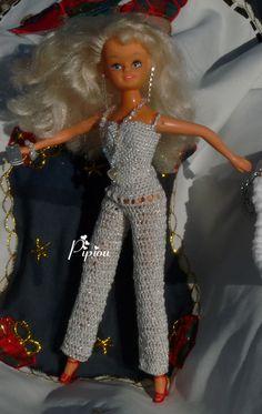 Barbie en modèle Pélégrina pour le 31