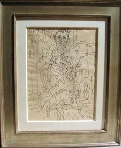 'A Daniel Moy Pote' by Gen Paul.