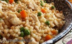 Fried Rice, Risotto, Food And Drink, Lunch, Vegetables, Ethnic Recipes, Eat Lunch, Vegetable Recipes, Nasi Goreng