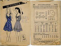 Vintage swimsuit!