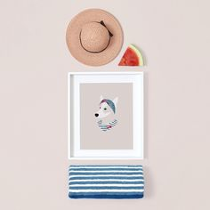 Hipster Pet Portraits #dogsofinstagram #fashion #graphicdesign #petportrats #illustration