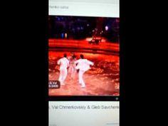 Zendaya, Val Chmerkovskiy & Gleb Savchenko - Salsa - DWTS - Week 8 - Salsa - redone to Pitbull's Fireball