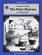 Teacher's Guide to the Polar Express with many links