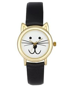 Cat wrist watch, $35.19 at ASOS