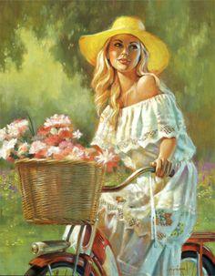 """""""Summer Blossom"""" by Kim Fujiwara"""